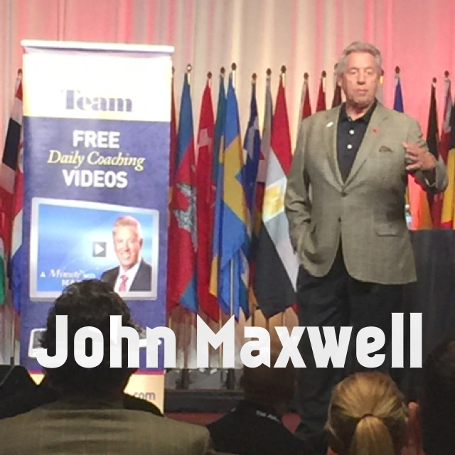 What I Learned from John Maxwell